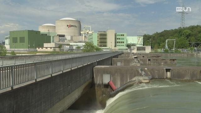Beznau, la centrale nucléaire qui fait peur [RTS]