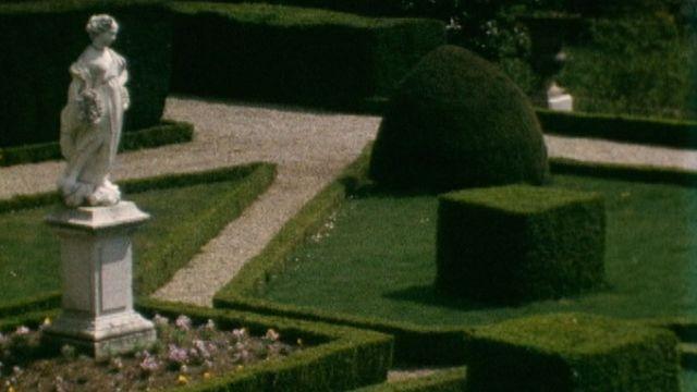 La passion des jardins. [RTS]
