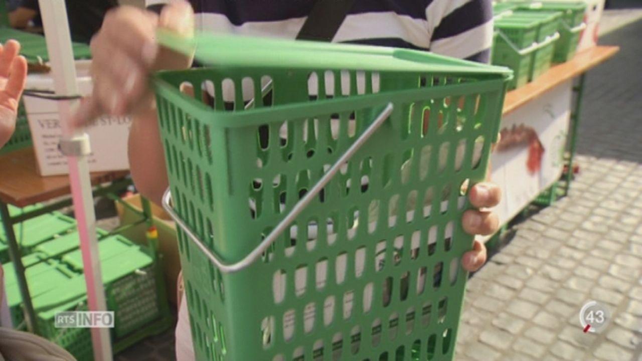GE: une initiative veut inciter les habitants à mieux trier leurs déchets [RTS]