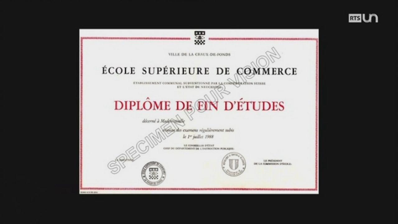 Dossier: faux diplômes [RTS]