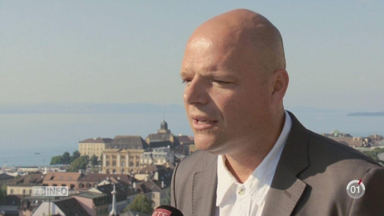Neuchâtel dresse le bilan de sa réflexion sur la mobilité et l'utlisation de l'espace public [RTS]