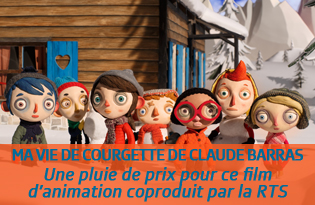 Ma vie de Courgette [Rita Productions]