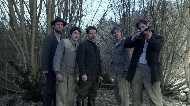 """Une image du film """"Un juif pour l'exemple"""" de Jacob Berger. [RTS]"""