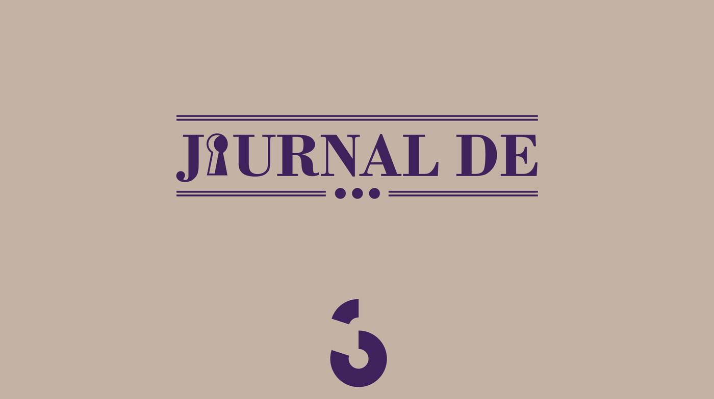 Journal de... - Couleur 3