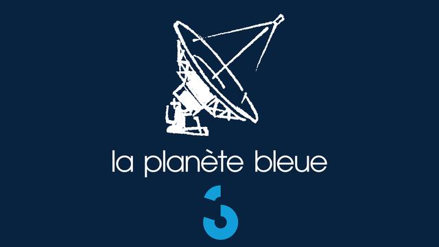 Logo La Planète Bleue [RTS]