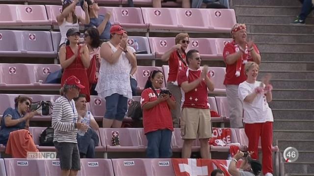 Tennis - Coupe Davis: les Suisses ont remporté une deuxième victoire face à l'Ouzbékistan [RTS]