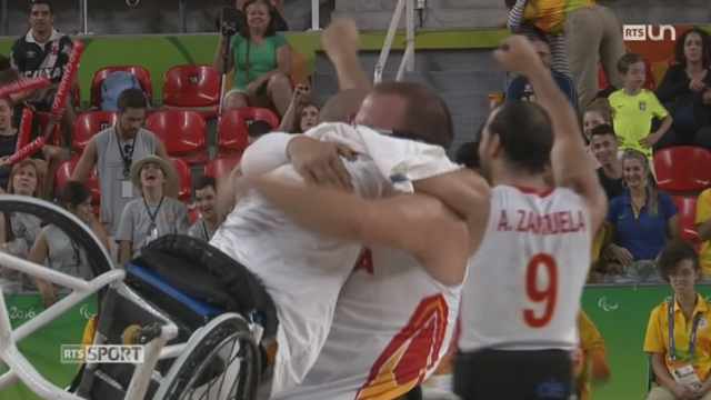 JO paralympiques de Rio: une nuance importante départage les sportifs [RTS]