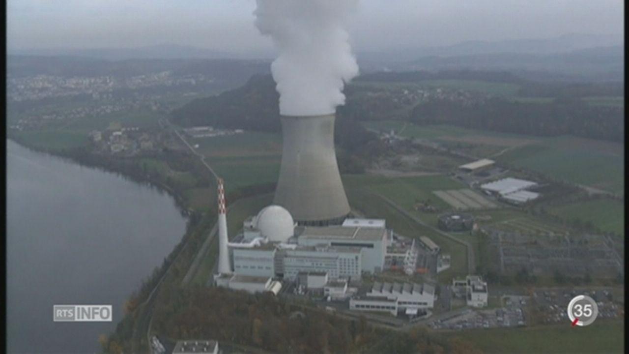 Le Conseil des États a bouclé la Stratégie énergétique 2050 [RTS]