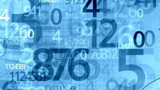 Mathématiques, chiffres, nombres [pixel_dreams - Fotolia]