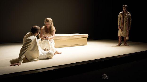 Théâtre: Bérénice amour amor