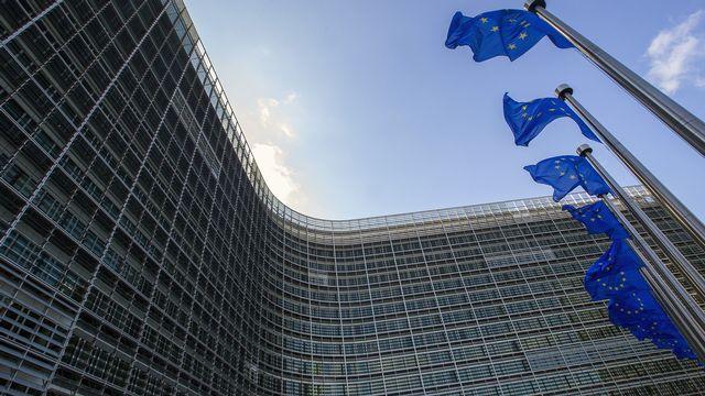 La Commission européenne à Bruxelles. [Yves Herman - Reuters]