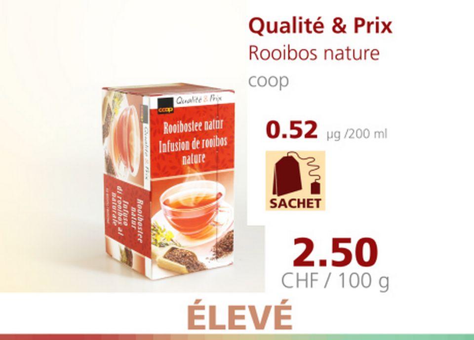 Qualité & Prix [A Bon Entendeur - 12.04.2016 - RTS]