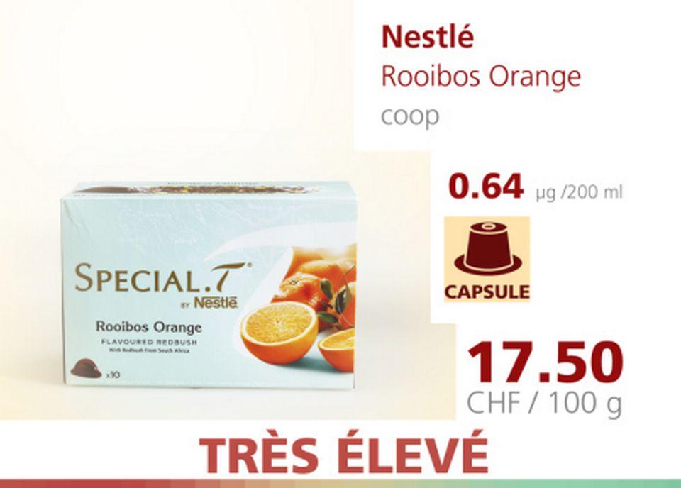 Nestlé [A Bon Entendeur - 12.04.2016 - RTS]