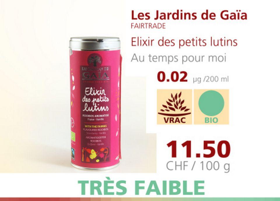 Les jardins de Gaïa [A Bon Entendeur - 12.04.2016 - RTS]
