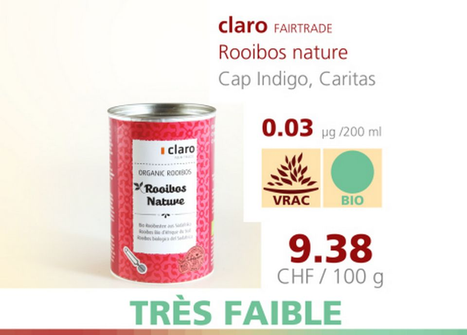 Claro Fairtrade [A Bon Entendeur - 12.04.2016 - RTS]
