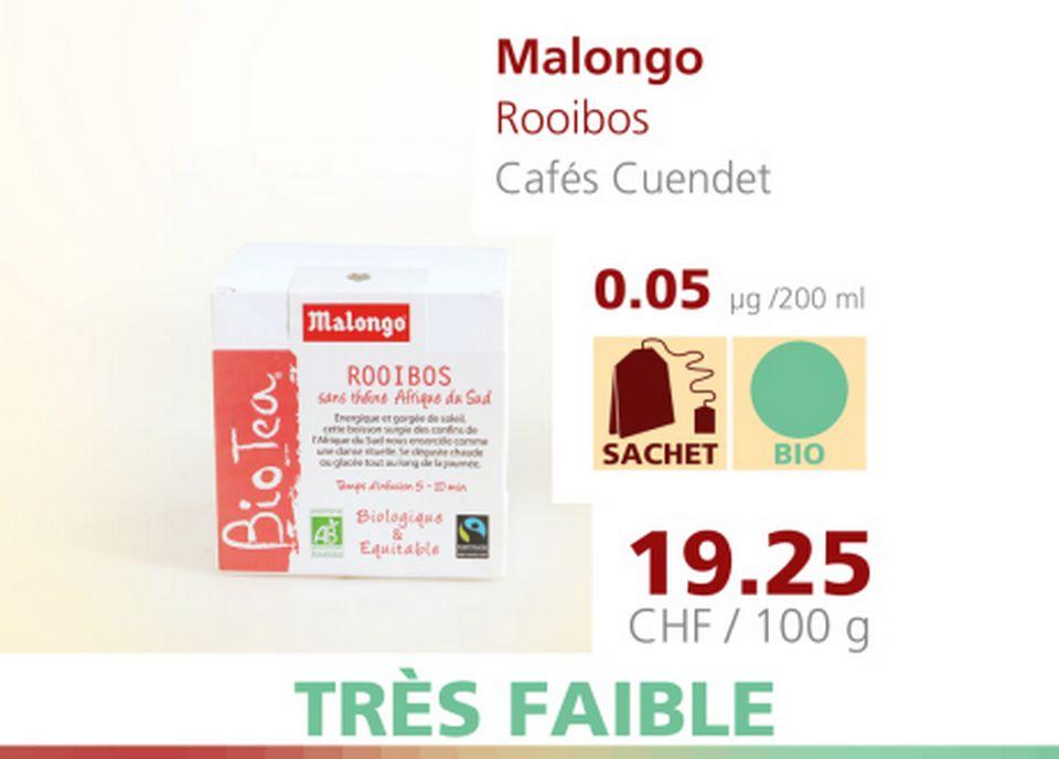 Malongo [A Bon Entendeur - 12.04.2016 - RTS]