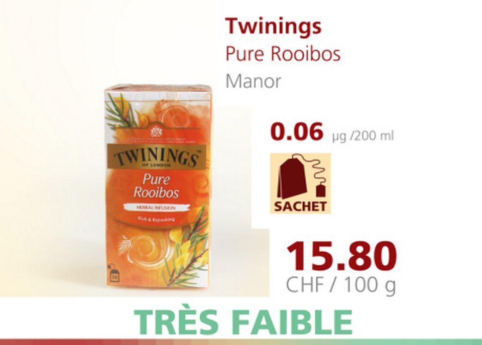 Twinings [A Bon Entendeur - 12.04.2016 - RTS]