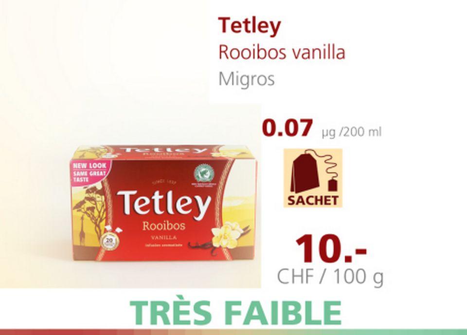 Tetley [A Bon Entendeur - 12.04.2016 - RTS]