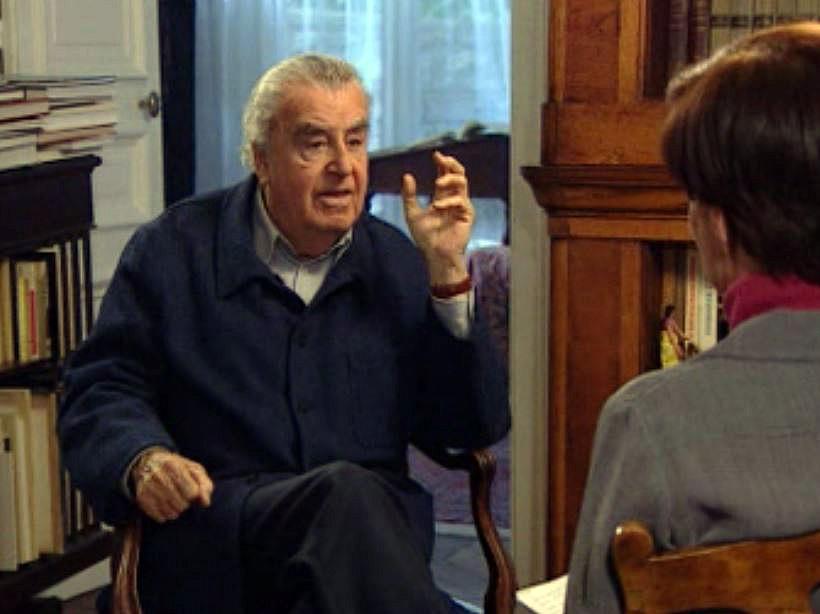 Les grands entretiens avec Jean-Pierre Vernant - rts.ch - Dossiers