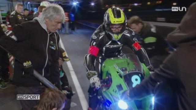 Le Mag: des motards roulent pendant 24 heures à l'occasion du Bol d'Or au Castellet [RTS]