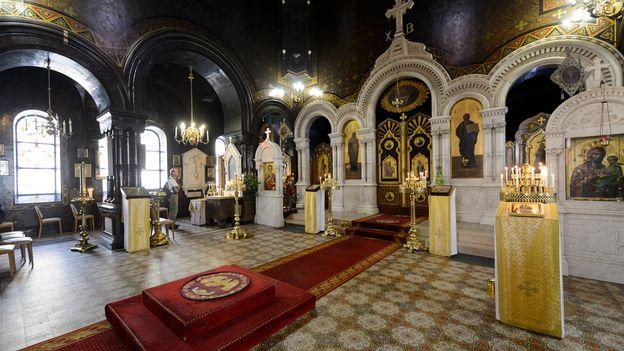 Orthodoxes en Suisse, une minorité discrète