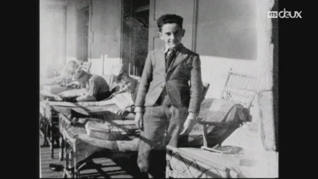 Mémoires de la frontière Genève et les réfugiés civils pendant la 2ème guerre mondiale [RTS]