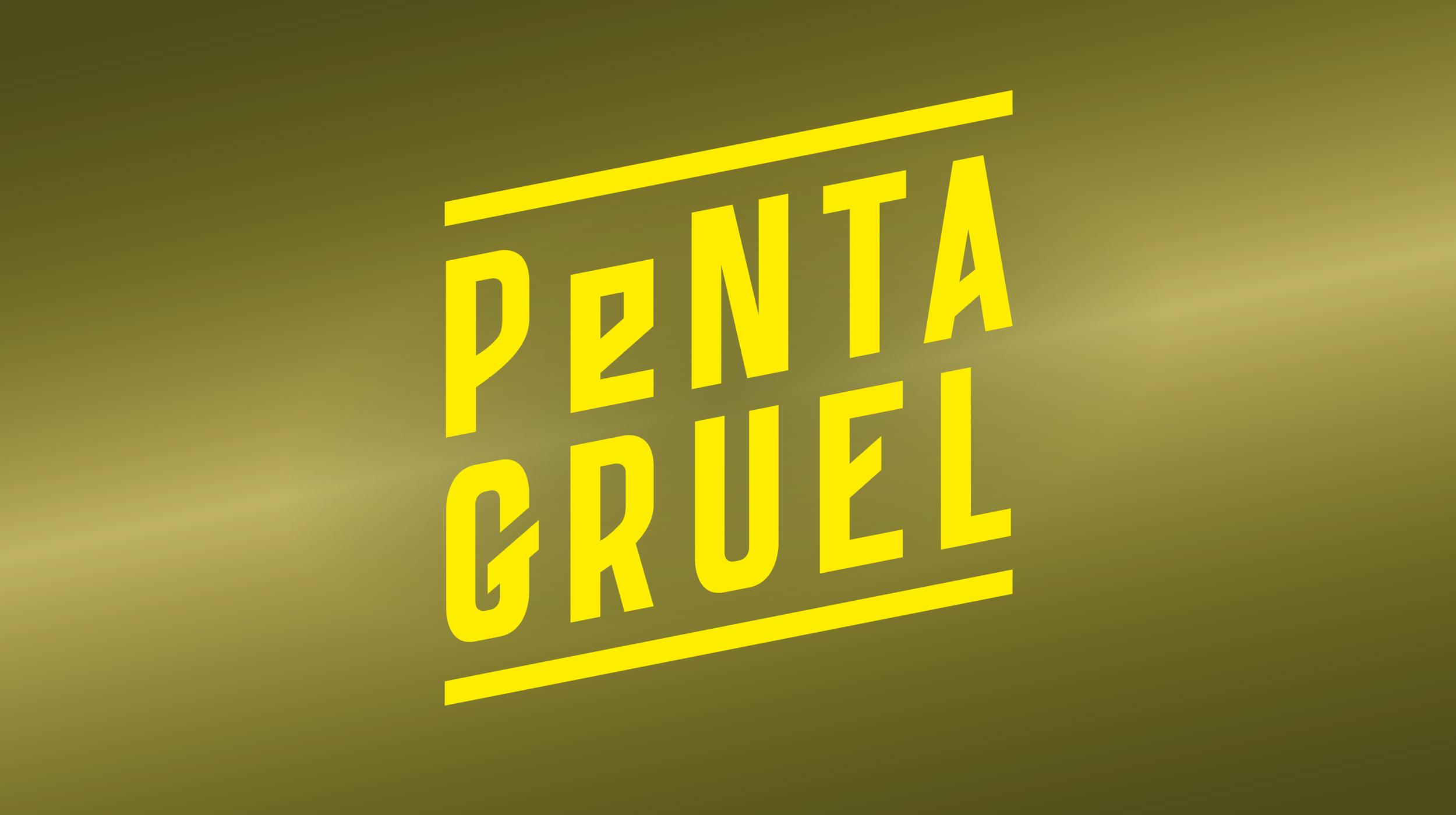 Logo Pentagruel [RTS]