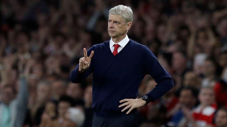 Arsène Wenger prend au sérieux le FC Bâle. [Matt Dunham - Keystone]