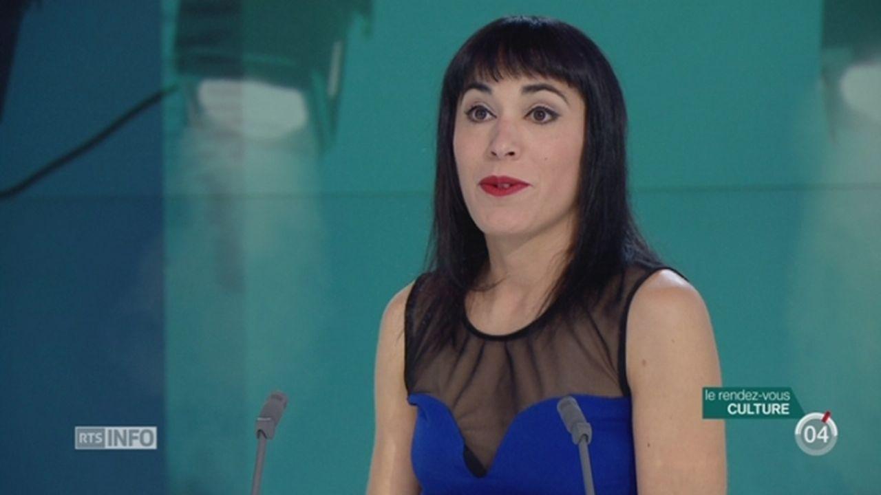 """L'invitée culturelle: l'auteur et metteuse en scène Martine Corbat présente """"King Kong Girl"""" [RTS]"""