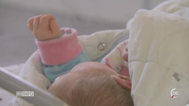 Mexique: un enfant est né avec l'ADN de trois personnes [RTS]