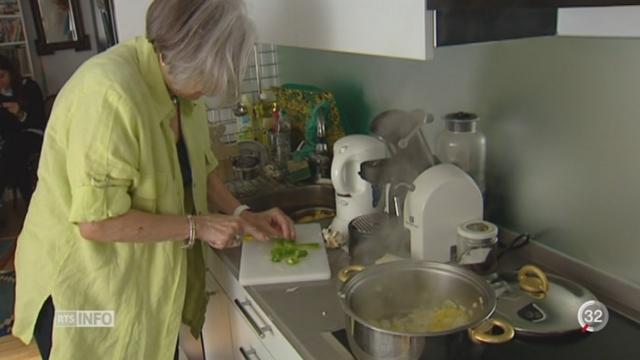 Les femmes devront travailler jusqu'à 65 ans pour une rente à plein comme les hommes [RTS]