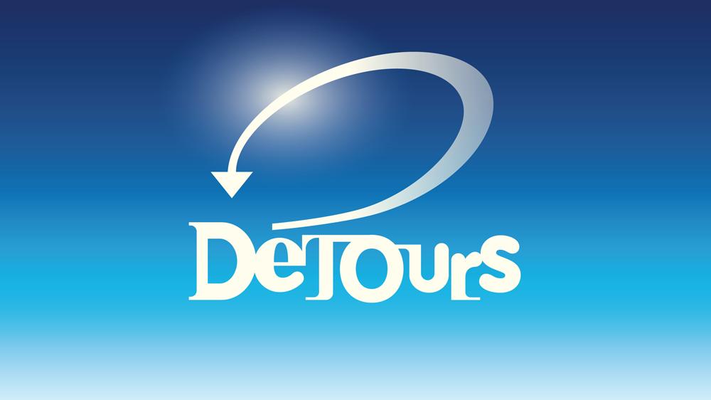Logo Détours [RTS]