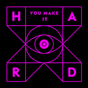 "La cover de ""You make it hard"". [The Shamanics / Rendez-Vous Digital]"