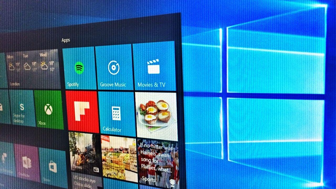 Windows 10 va être installé sur tous les ordinateurs de l'administration fédérale. [DR]