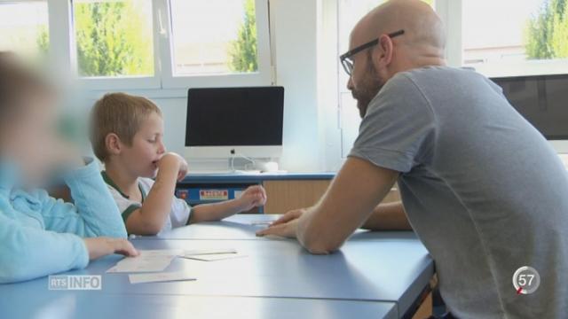 La dysphasie chez l'enfant pose des questions de prise en charge [RTS]