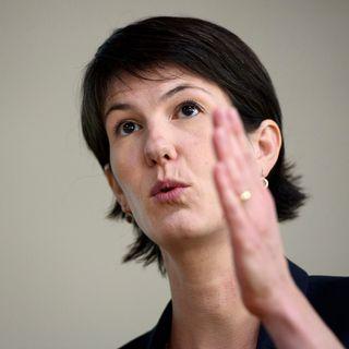 Florence Germond, directrice des Finances de la Ville de Lausanne. [Laurent Gillieron - Keystone]