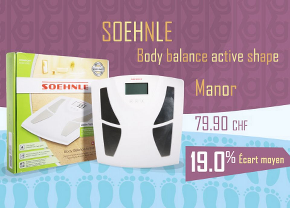 Soehnle Body balance active shape. [RTS]