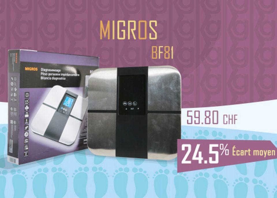 Migros BF81. [RTS]