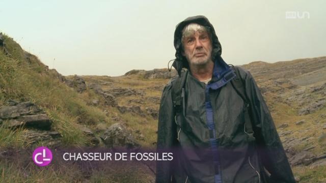VS: des fossiles vieux de plus de 195 millions d'années se cachent au col du Sanetsch [RTS]