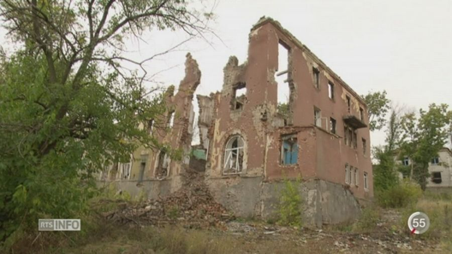 Ukraine: malgré des accords, la guerre continue