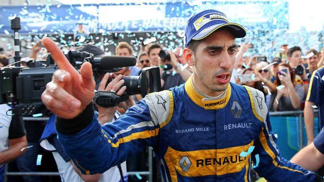 Sébastien Buemi a fêté six succès depuis le lancement du championnat de Formule E en 2014. [Jens Buettner - Keystone]