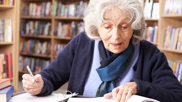 L'âge n'est pas un obstacle à la soif d'apprendre. highwaystarz Fotolia [highwaystarz - Fotolia]