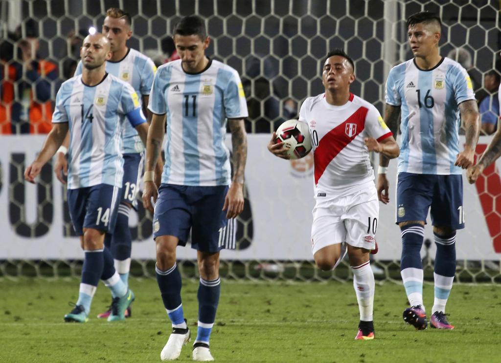 AmSud: Le Brésil cartonne, l'Argentine piétine