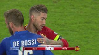 Italie - Espoagne (2-2) : [RTS]