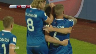 Islande - Finlande (3-2) : [RTS]