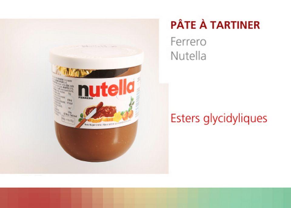 Nutella. [RTS]