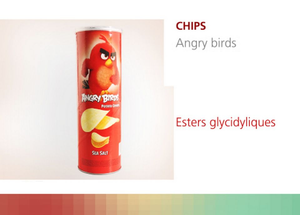 Chips Angry birds. [RTS]