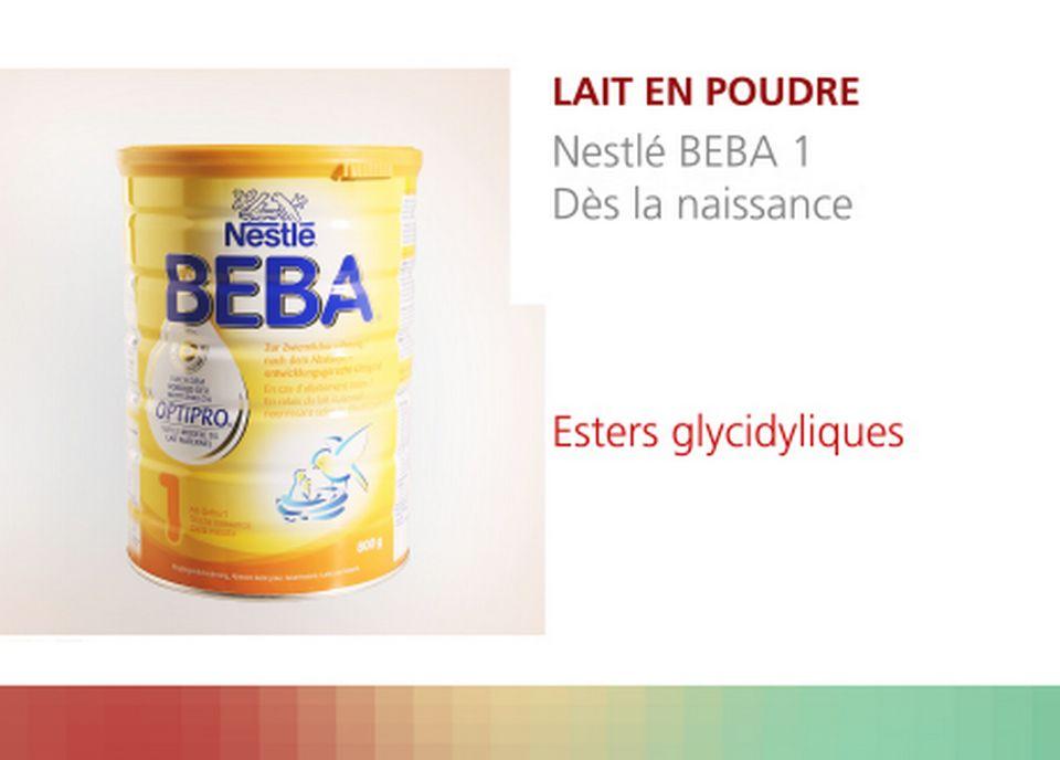 Nestlé BEBA 1. [RTS]