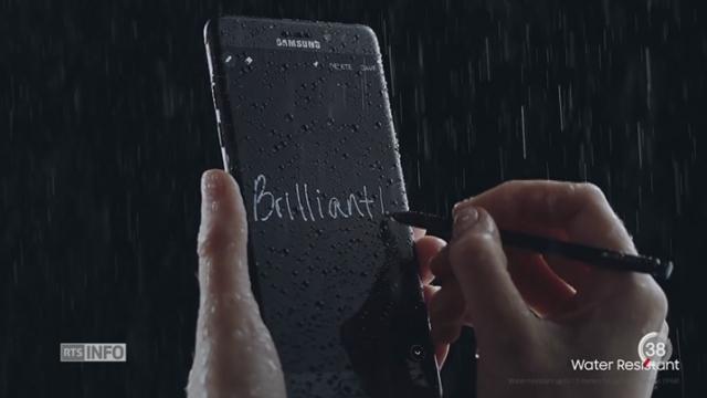 Le risque que des batteries prennent feu contraint Samsung à rappeler son modèle Galaxy Note 7 [RTS]
