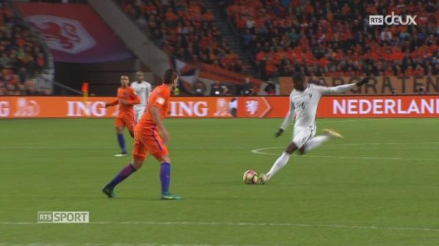 Gr. A, Pays-Bas -France (0-1): la France s'impose grâce à une réussite de Paul Pogba [RTS]